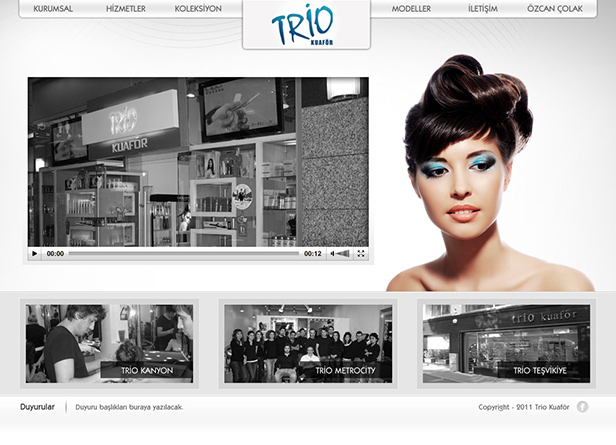 Trio Coiffeur and Beauty Salons